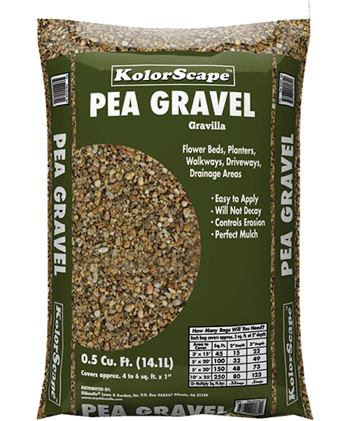 Kolorscape Pea Gravel – Bagged