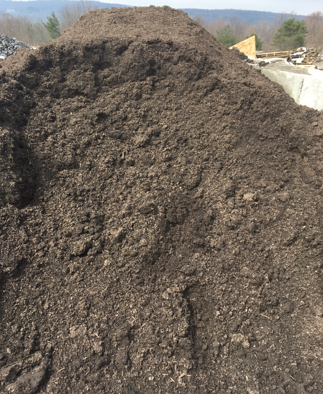 Screened Topsoil – Bulk