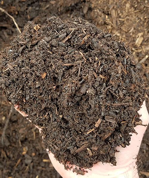 Nature's Blend Mulch – Bulk