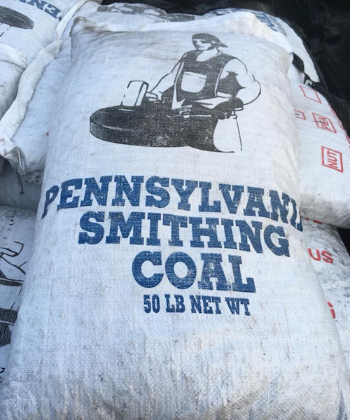 Smithing Coal (Nut) – Bagged
