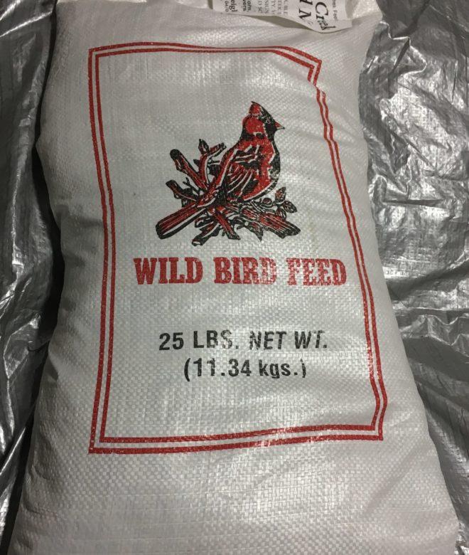 Pine Creek Wild Bird Mix 25#