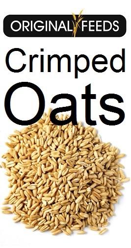 Original Feeds Crimped Oats (Non-GMO)
