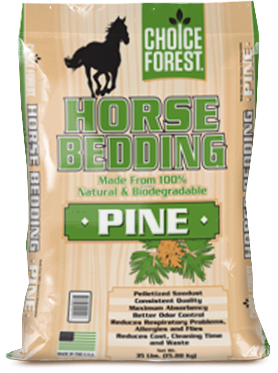 Choice Forest Pine Bedding Pellets