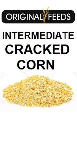 Original Feeds Cracked Corn (Non-GMO)