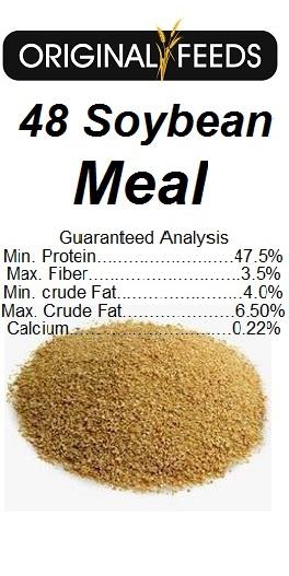 Original Feeds Soybean Meal (Non-GMO)