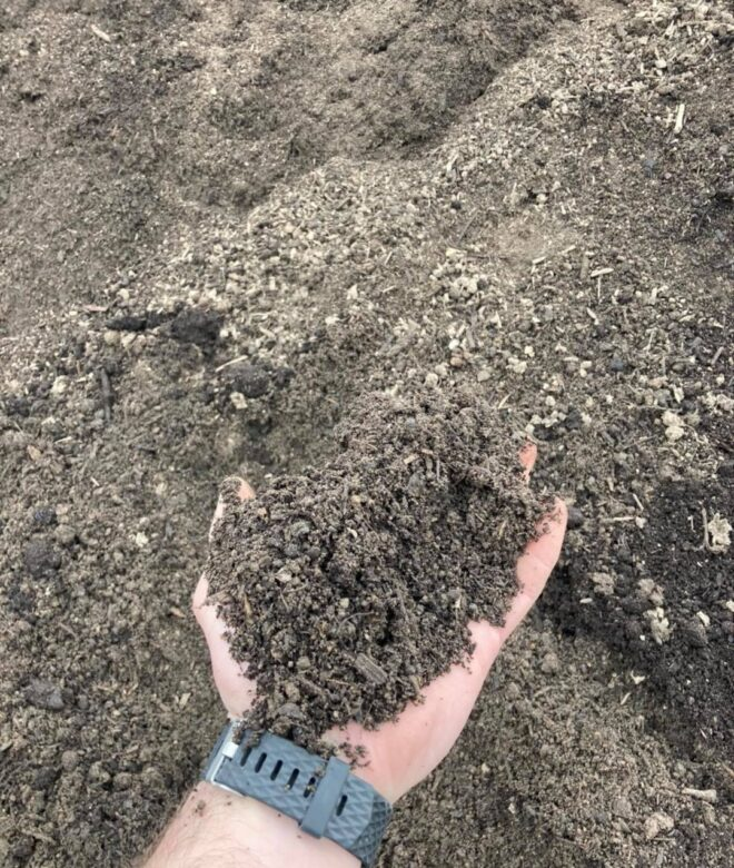 Leaf Compost – Bulk