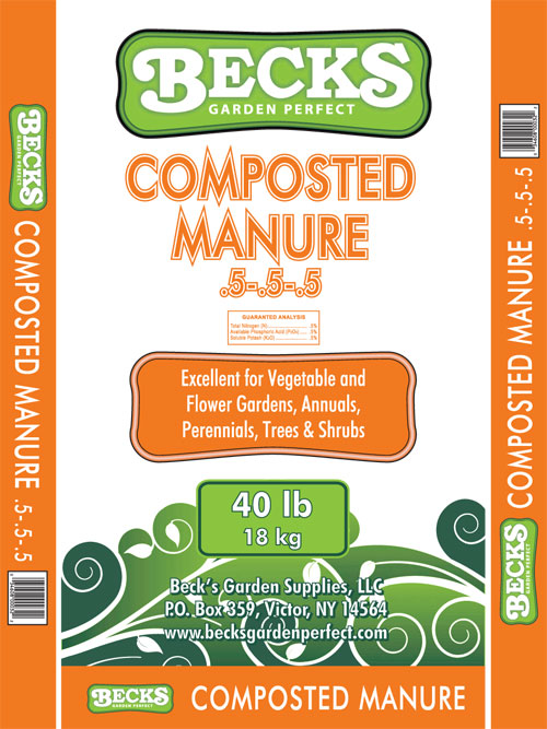 Composted Manure- Bagged